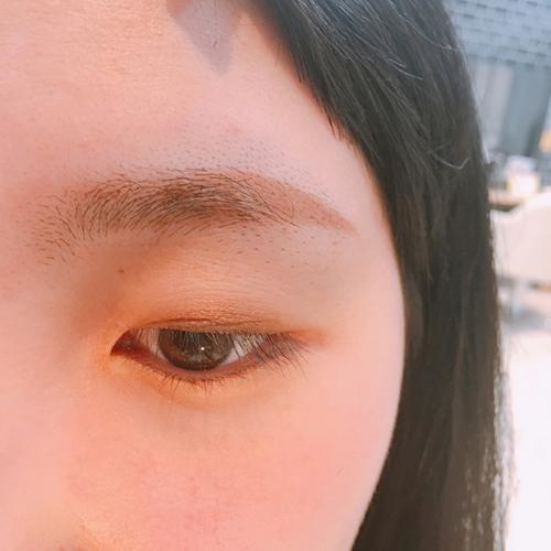 眉毛の描き方2