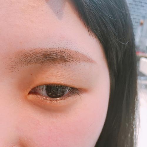 眉毛の描き方3