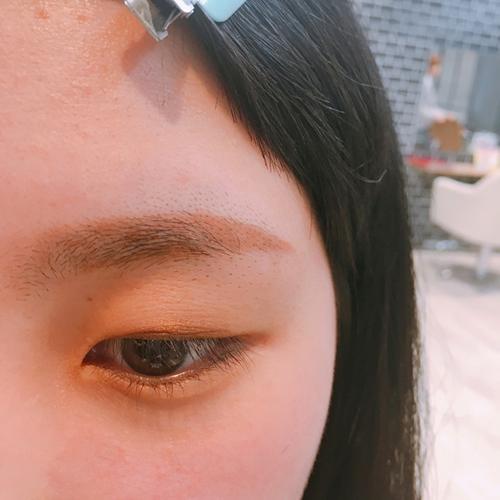眉毛の描き方4