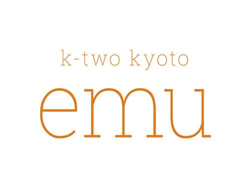 k-two kyoto emuロゴ