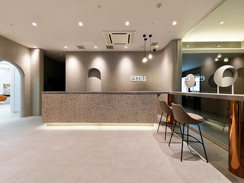 k-two kyoto emu店内写真